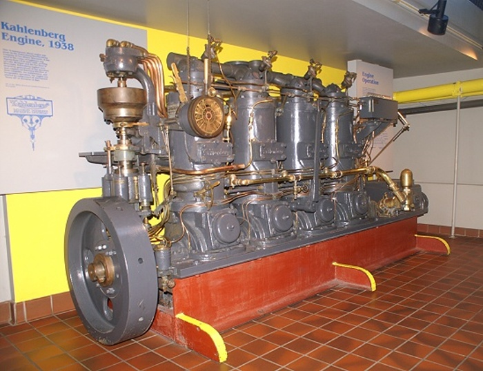Kahlenberg Engine
