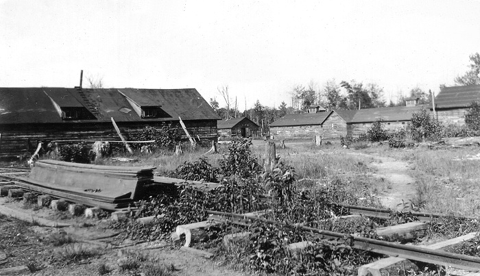 Outer Island Logging Camp
